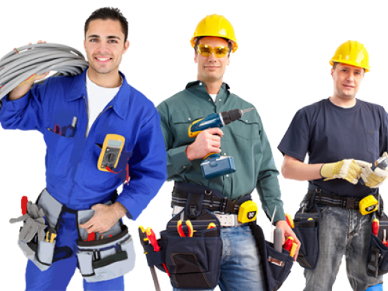 Electricians & Electrical Works