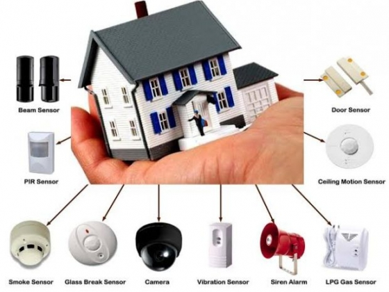 Home Security and Alarm